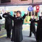 愛媛大学応援団とコラボレーション