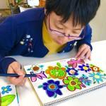 障がい者アーティストへの支援活動報告【3月】