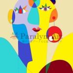 泉里彩さんの絵がエアプラに採用されました